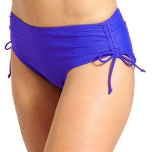 Athleta Full Scrunch Bikini Bottoms S